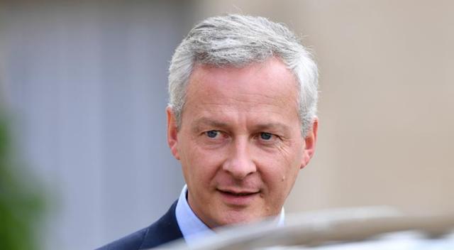 Fransa Ekonomi Bakanı Le Maire, Google ve Apple'a dava açacak