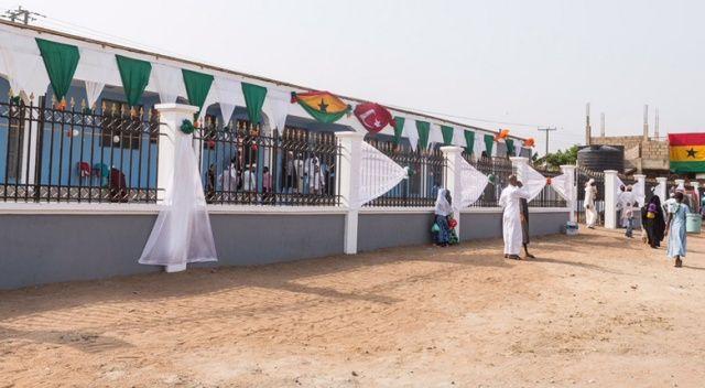 Gana'ya yeni bir ilim fidanı