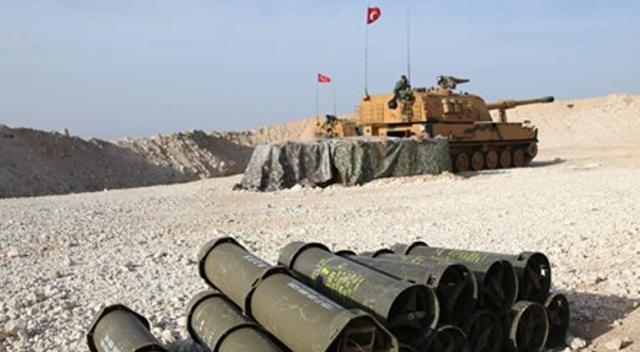 Afrin'de 2 köy daha PKK'dan temizlendi!