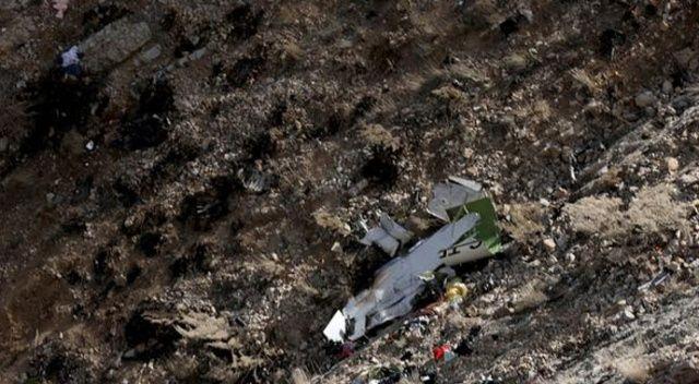 İran'da düşen Türk jetinde Pilot Beril Gebeş kayıp! Cenazeler İstanbul'da