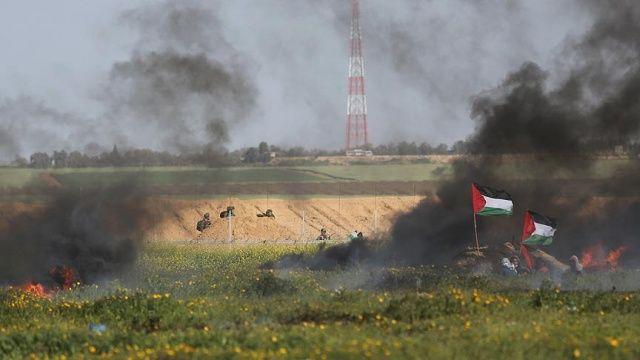İsrail Filistinlilerin topraklarına 'zorla el koymaya' devam ediyor