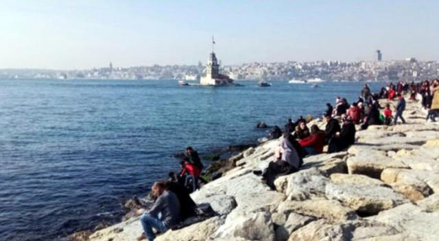 İstanbul'da hafta sonu sıcaklık kaç derece olacak? | Meteoroloji 17-18 Mart Hava Durumu Açıklaması