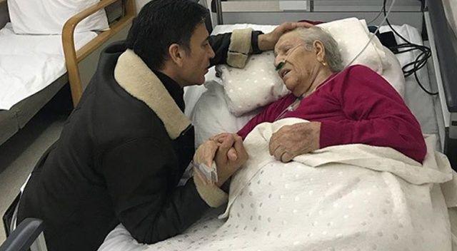 İzzet Yıldızhan'ın annesi hastanelik oldu