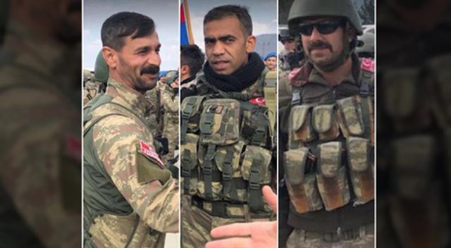 Korucu Özel Harekat da (KÖH) Afrin'e gitti