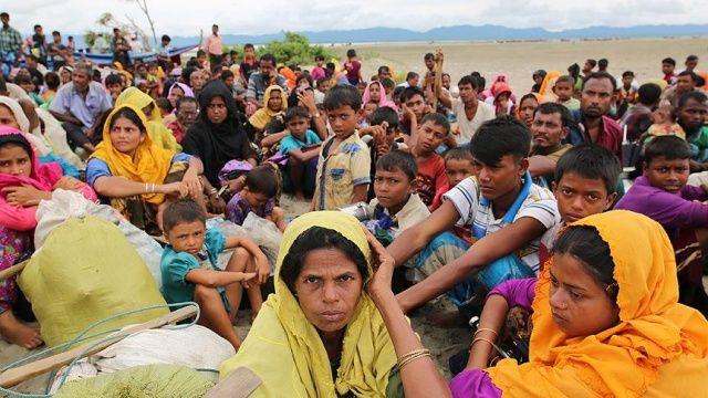 Myanmar Arakanlı Müslümanların geri dönüşüne izin vermiyor