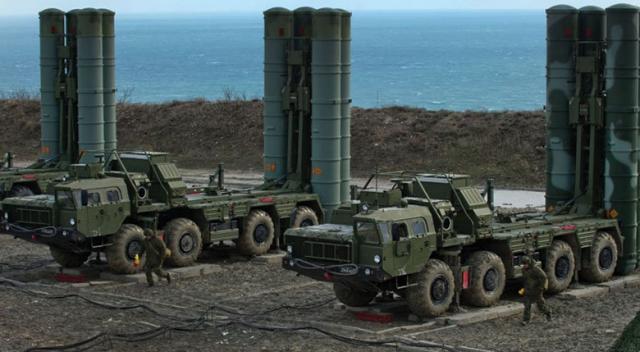 'Türkiye'ye S-400 füzelerinin teslimatı hızlanıyor'