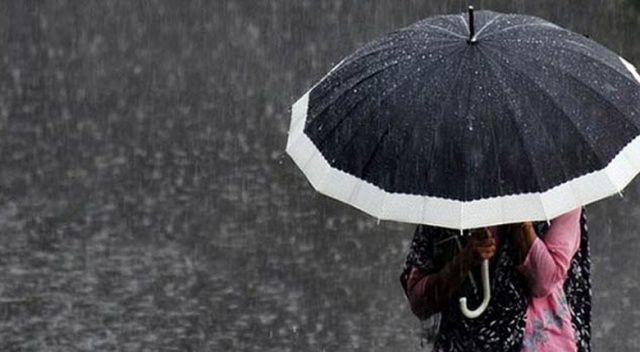 Sağanak yağış geliyor | 14 Mart hava durumu