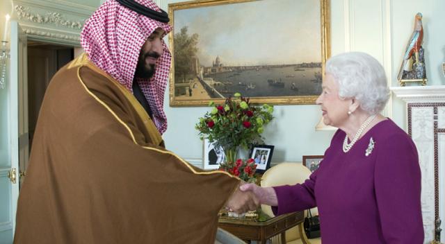 Suudi Prens Selman imzayı attı! Kazanan yine İngilizler oldu