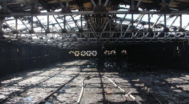 Tavuk çiftliğinde yangın çıktı, 22 bin civciv telef oldu