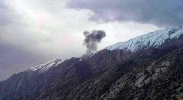 TSK, İran'da düşen özel jet için AFAD personelini bölgeye gönderdi