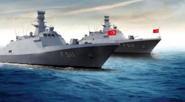Türkiye, Katar için savaş gemisi üretecek