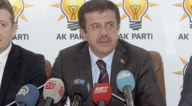 """Zeybekci: """"Afrin Harekatı'nın ekonomimize olumsuz etkisi olmayacak"""""""