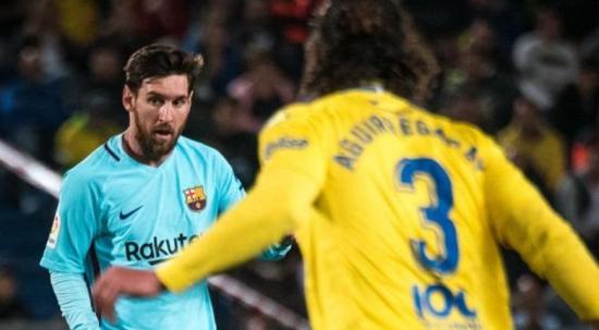 Barcelona kritik Atletico Madrid maçı öncesi puan kaybetti