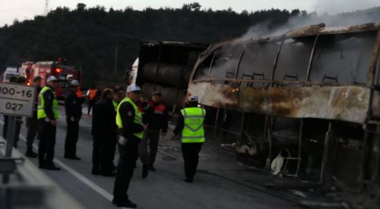 Çorum'daki trafik kazası ile ilgili son dakika açıklaması: 11 ölü, 23 yaralı