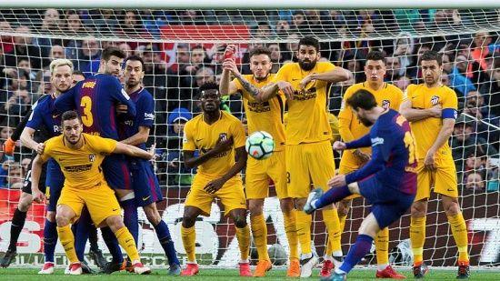 Messi 600. golünü attı, Barcelona farkı 8'e çıkardı