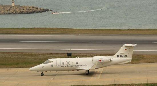Trabzon'a acil iniş yapan uçakta bakın kim varmış!