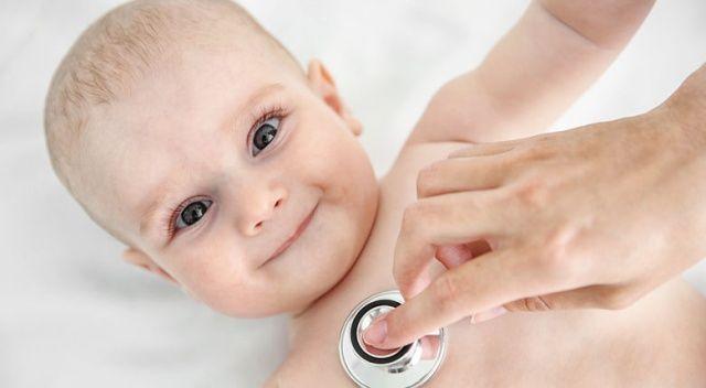 100 bebekten 1'i kalp hastası olarak doğuyor