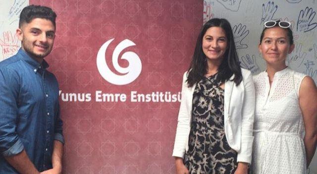 ABD'li öğrencilerden YEE'nin Türkçe Yaz Okuluna yoğun talep