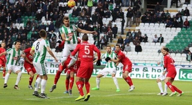 ÖZET İZLE: Antalyaspor 0-0 Konyaspor Maçı geniş özeti izle   Antalya Konya maç Kaç Kaç bitti?