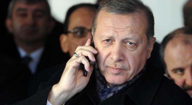 Cumhurbaşkanı Erdoğan, Esat Kabaklı ile ilgili bilgi aldı