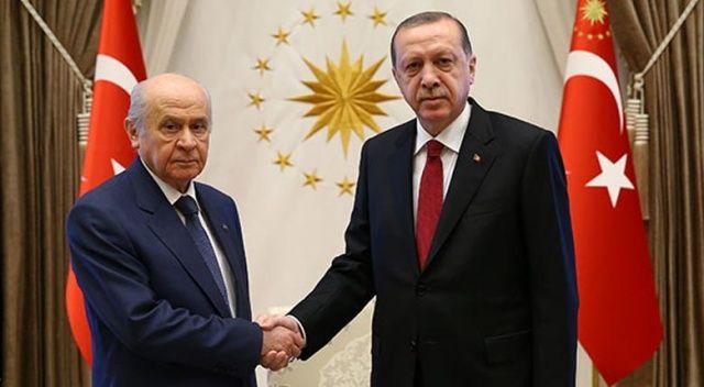 Cumhurbaşkanı ile Bahçeli yarın görüşecek