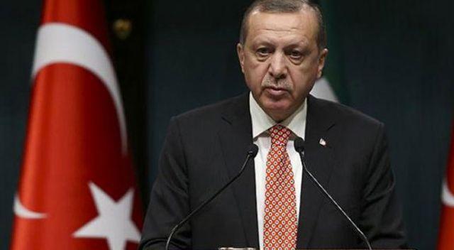 Erdoğan, Cezayir Devlet Başkanı'na taziyelerini iletti