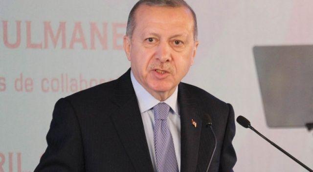 Erdoğan: Saldırılara rağmen durmadan büyüdük