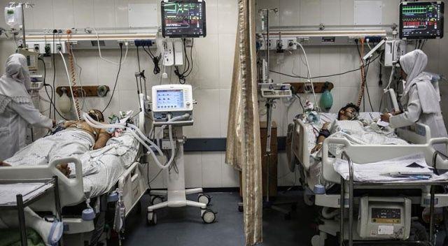 Gazze'deki hastanelerde tıbbi malzeme ihtiyacı var
