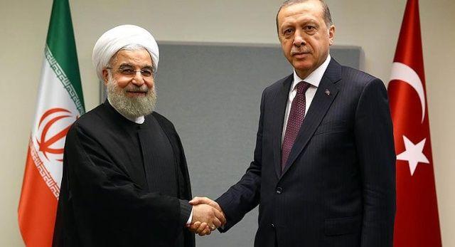 İran'la Türkiye arasında bir ilk!
