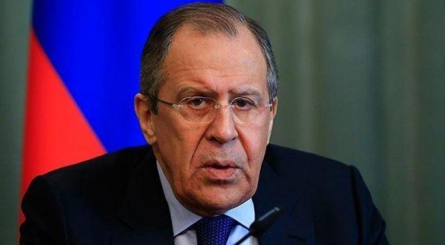Lavrov'dan 'yeni göç dalgası' uyarısı