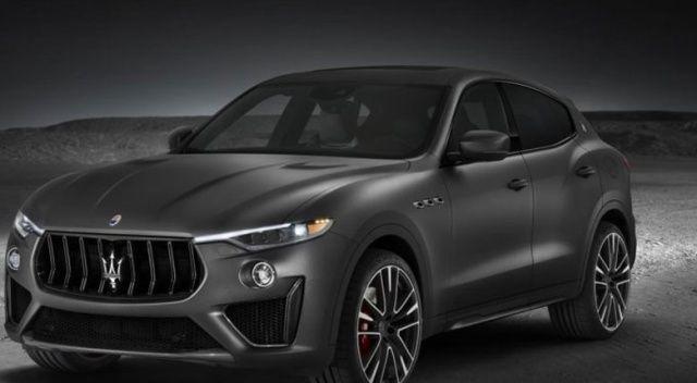 Maserati'den 590 beygirlik SUV