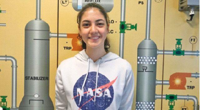NASA'da bir Türk kızı