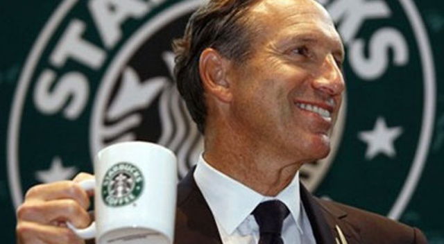 Starbucks'ın CEO'su görevden alındı
