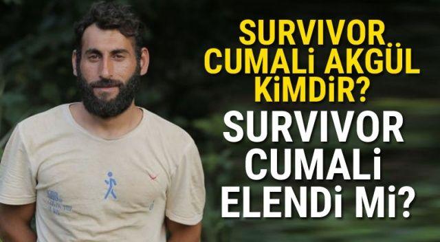 Survivor Cumali Akgül Kimdir, Nereli, Kaç Yaşında? | Survivor Cumali ELENDİ Mİ?