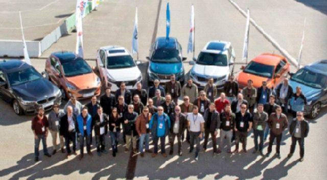 Türkiye'de yılın otomobili seçiliyor…