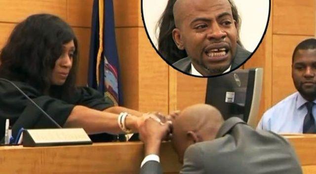 27 sene hapis yattı, masum olduğu anlaşılınca bakın ne yaptı!