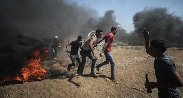 ABD'li vekillerden Trump ve İsrail'e sert tepki