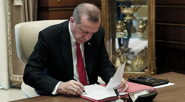 Cumhurbaşkanı Erdoğan'dan milyonları ilgilendiren kanunlara onay