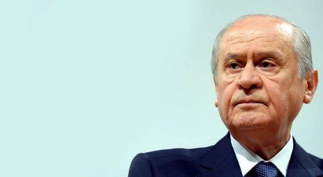 MHP lideri Bahçeli'den 'Yenikapı' çağrısı