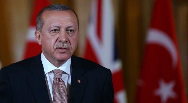 Erdoğan: Netanyahu ırkçı devletin başı