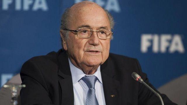 Eski FIFA Başkanı Blatter TRT World'e konuştu