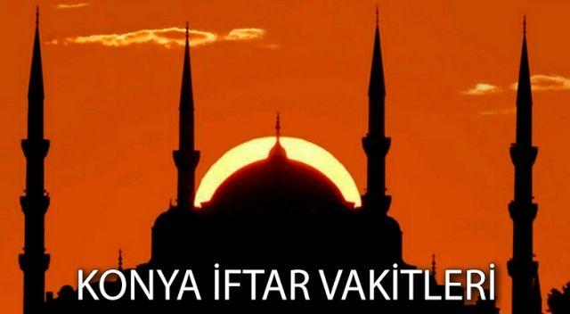 Konya'da Akşam ezanı kaçta okunuyor? Konya Ezan saatleri 2018   Konya iftar vakti