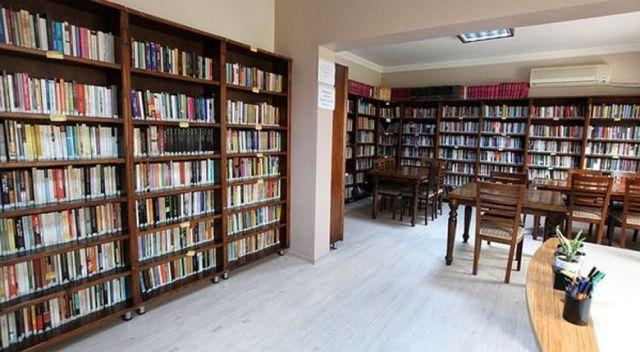 Kütüphanelere ramazan saati