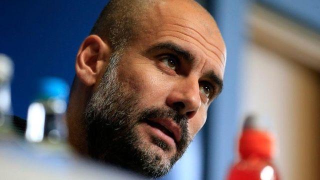 Manchester City, Guardiola'nın sözleşmesini uzattı
