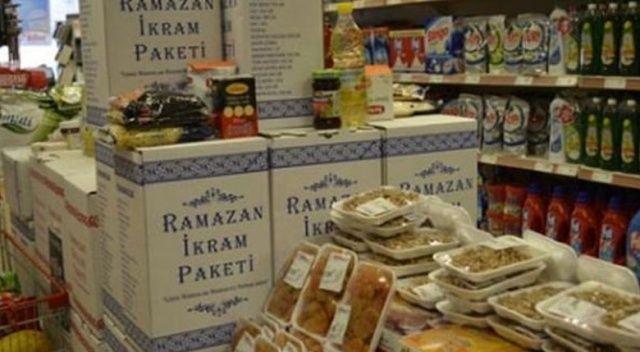 Ramazan kolisi  'helal'inden olsun