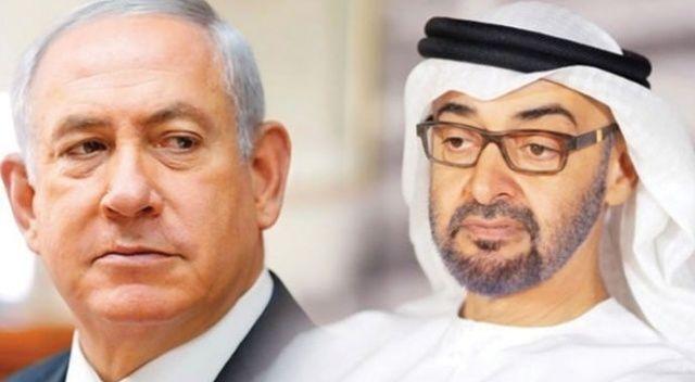 BAE, İsrail için arazi satın almaya başladı