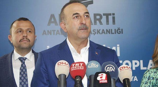 Bakan Çavuşoğlu: 'Almanya, Adil Öksüz'le ilgili arama kararı çıkarttı