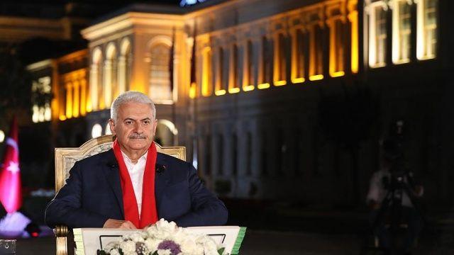 Başbakan Yıldırım: Faillerin PKK sempatizanı olduğu yönünde tespitler var