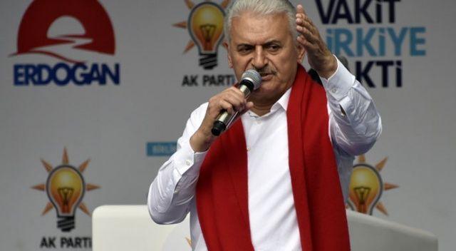 Başbakan Yıldırım: Muhalefet acınacak durumda