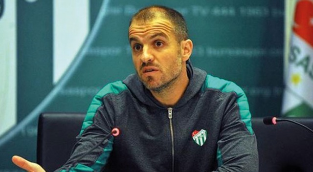Bursaspor'da sürpriz istifa